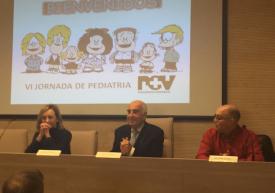 VI Jornada de Pediatría en el Auditorio Dr. Isaac Contel de la Policlínica Comarcal del Vendrell