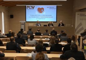 Jornada preventiva problemas cardiovasculares en la empresa