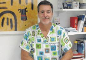 Dr. Novoa, Unidad de Pediatría