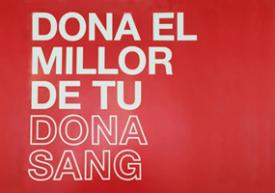 Policlínica Comarcal del Vendrell se une a la campaña de donación de sangre
