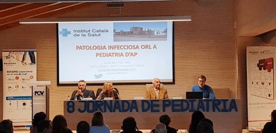 VIII Jornada de Pediatría en la Policlínica Comarcal del Vendrell